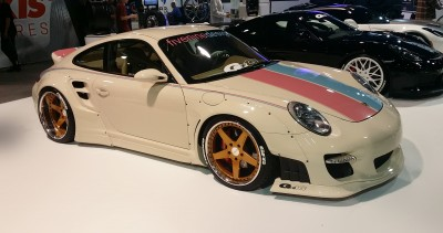 FiveNine Design Porsche 911 Turbo RFS59