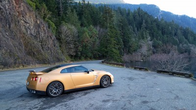 Nissan GTR Anniversary Edition
